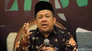 Fahri Hamzah Minta KPU Lebih Serius Tangani Berita Bohong