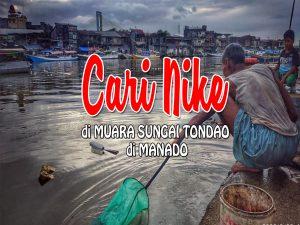 Mencari Nike Di Air Keruh dan Banyak Sampah