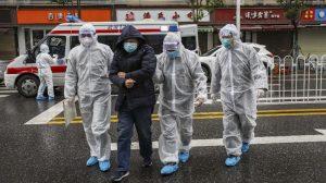 Dokter di Wuhan China Dipaksa Bungkam Soal Virus Corona