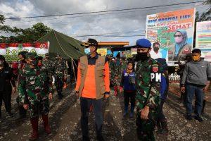 Doni Monardo Ungkap Tiga Faktor Penyebab Banjir Bandang Luwu Utara