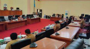 Bapemperda DPRD Bolmong Kembali Bahas Ranperda Sarang Burung Walet dan IMB