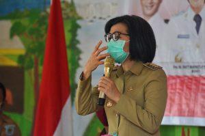 Bupati Bolmong: Jangan Teledor, Pandemi Belum Usai