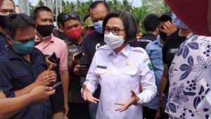Bupati Bolmong Apresiasi Langkah Cepat PT JRBM Memutus Penularan Virus Corona