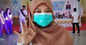 Arum Ajak Generasi Muda Kotamobagu Tetap Produktif di Masa Pandemi