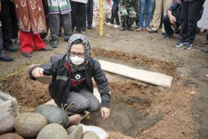 Pembangunan Pesantren Tahfizh Daarul Qur'an Ayyastiyah BMR Resmi Dimulai