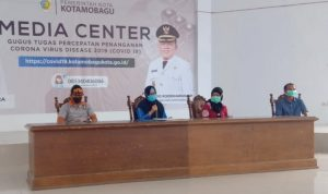 Pasien Covid-19 di Kotamobagu Masih Bertambah