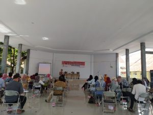 Pelatihan UMKM di Kotamobagu Ikuti Protokol Covid-19
