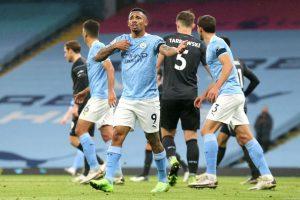 2 Pemain Andalan Manchester City Dikabarkan Positif Covid-19
