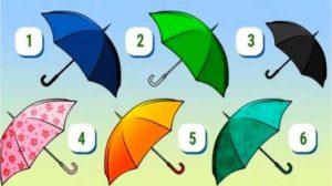Cari Tahu Kepribadianmu Lewat Payung Berikut