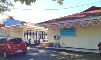 Kantor Dinkes Kotamobagu