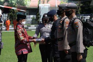 750 Personel Polda Sulut Bantu Pengamanan TPS