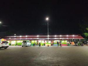 Pasar Kuliner Kotamobagu Terapkan Protokel Kesehatan
