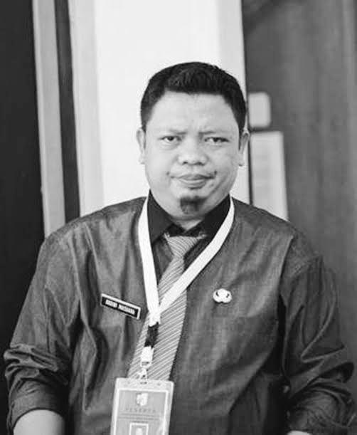 Kepala Dinas PUPR Kabupaten Bolmut, Rudini Masuara,ST