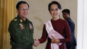 Megenal Sosok Min Aung Hlaing, Jenderal yang Kini Mengambil Alih Kekuasaan di Myanmar
