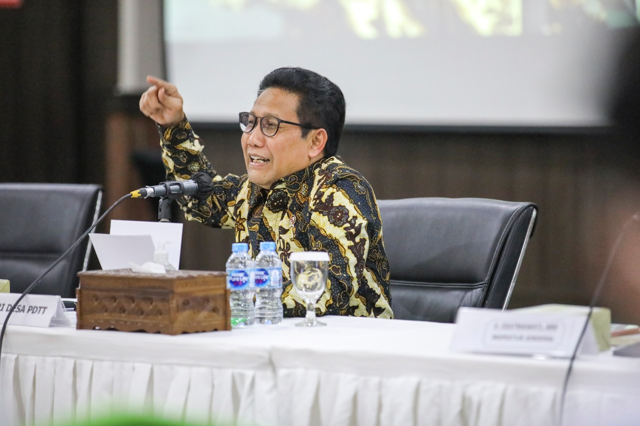 Menteri Desa PDTT, Abdul Halim Iskandar