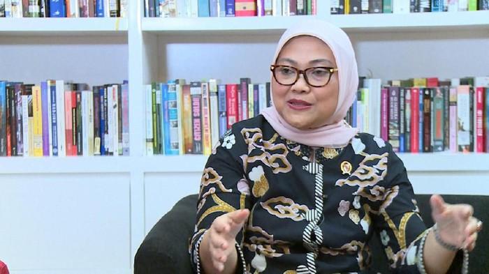 Menaker, Ida Fauziyah. (Istimewa)