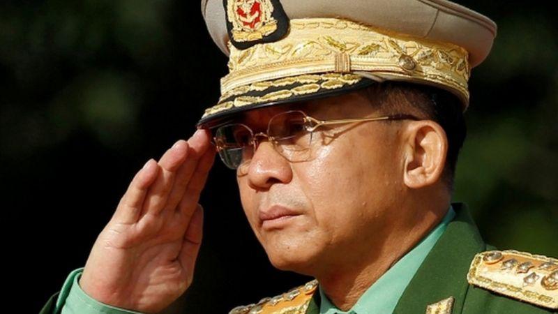 Min-Aung-Hlaing