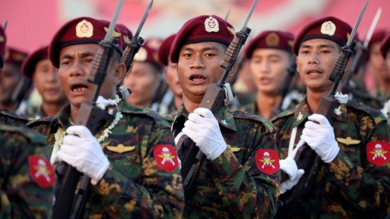 Myanmar-memiliki-militer-paling-besar-kedua-di-Asia-Tenggara