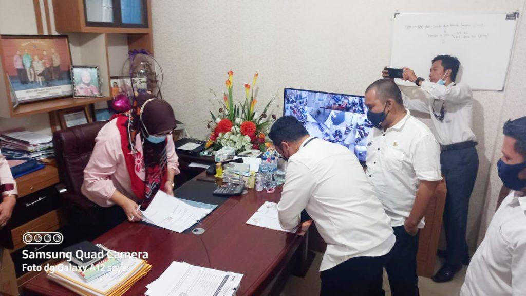 Penandatanganan MoU antara Pemkab Bolsel dan Bank Sulut Go