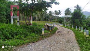 Kondisi Geografis Desa Mengkang