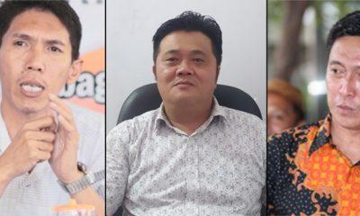 Zulkarnain Kamaru, James Lontoh, Iskandar Kamaru