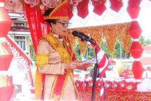Ini Pesan Yasti pada HUT Bolmong ke 67 Tahun