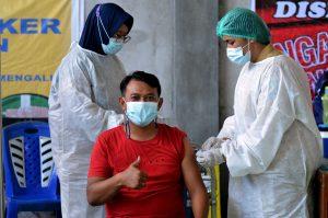 Pelaksanaan Vaksinasi Covid-19 di Bolmong Masih Jauh dari Target