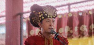 Di Posigadan, Iskandar Gelorakan Semangat Persatuan Rakyat Bolsel