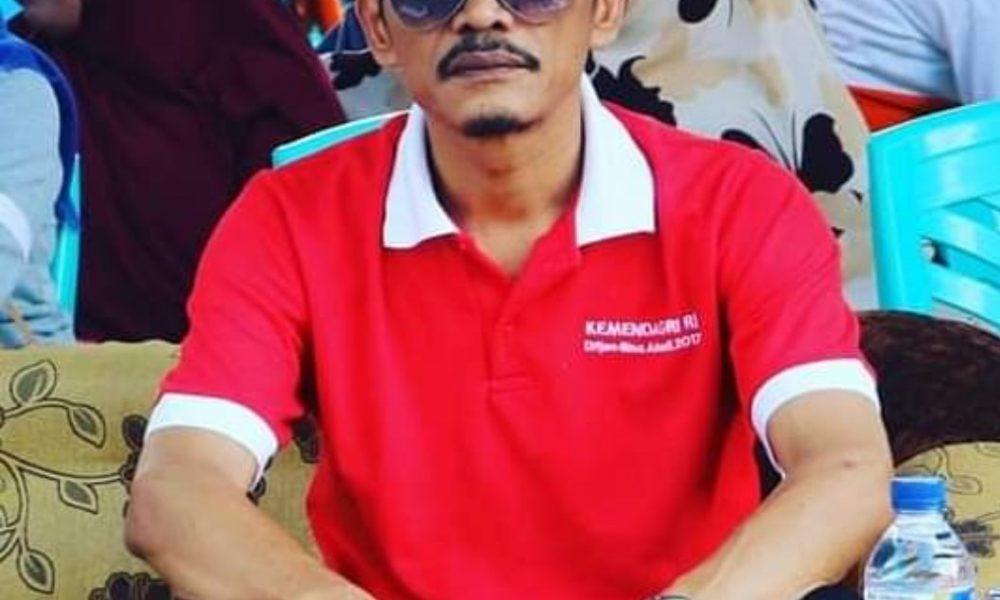 Kepala Kesbangpol Bolmut, Ramin Buhang.