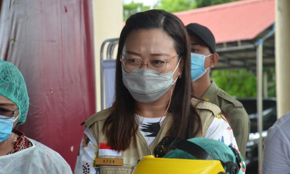 Kepala Seksi Pencegahan Penyakit, Dinkes Bolmong, Fundhora Mokodompit