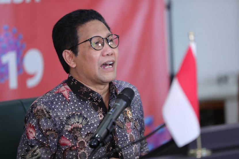 Mendes PDTT, Abdul Halim Iskandar.