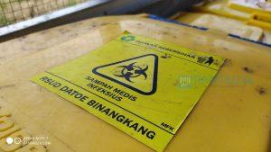 Soal Dugaan Pencemaran Lingkungan, RSUD Bolmong Diminta Bertanggung Jawab