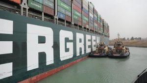 Kapal Raksasa Ever Given Berhasil Dievakuasi, Tapi ada Kabar Buruk Baru