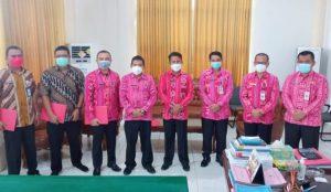 Yasti Tunjuk 6 Pelaksana Tugas Jabatan Eselon II