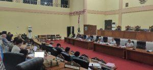 Pansus DPRD Bolmong Terkait LKPJ Bupati TA 2020 Genjot Pembahasan