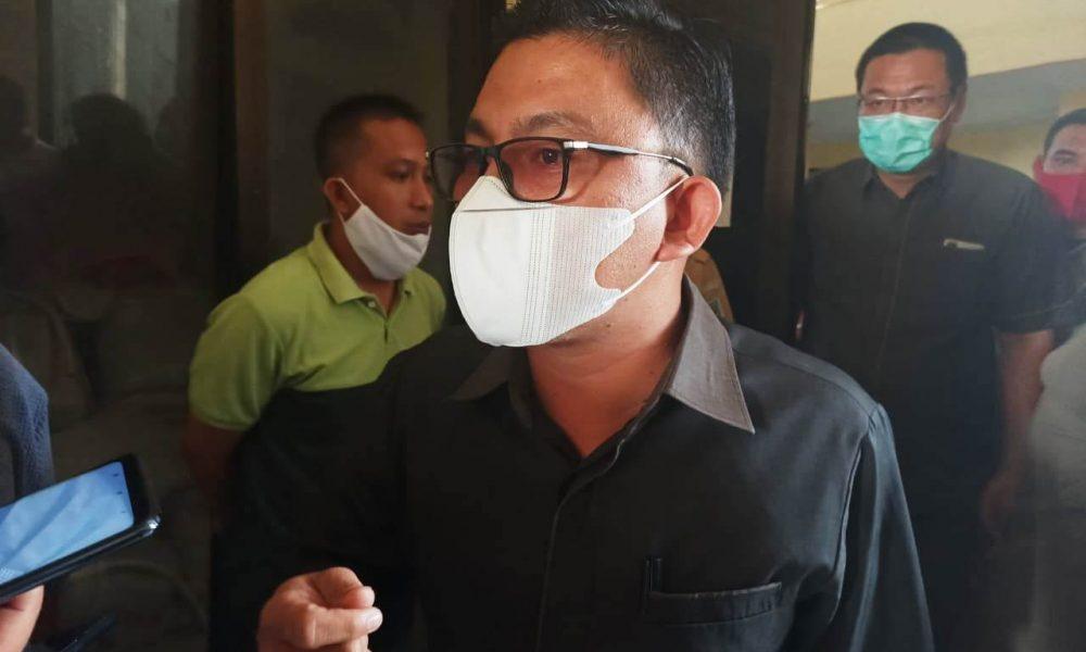 Ketua DPRD Bolmong, Welty Komaling