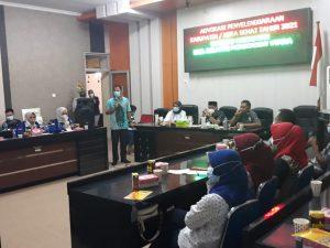 Pemkab Bolmut Pacu Kesiapan Keikutsertaan Kabupaten Sehat 2021