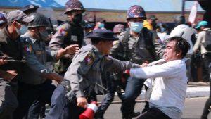 Lahir Pemerintahan Baru di Tengah Kudeta Militer Myanmar