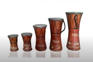 Tifa, Alat Musik Daerah Papua