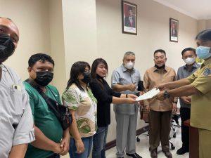 DPRD Sulut Jangan Setengah Hati Perjuangkan Jalan Rusak di GPI