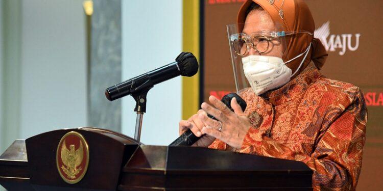 Menteri Sosial, Tri Rismaharini. (Istimewa)
