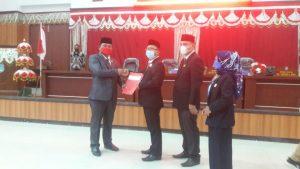 Tujuh Kali WTP Berturut-turut, DPRD Bolsel Apresiasi Kinerja Pemkab
