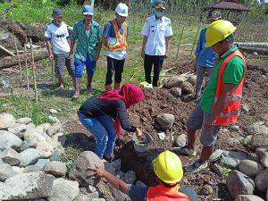 Mulai Dibangun, Dua Desa di Bolmong Segera Miliki Perpustakaan