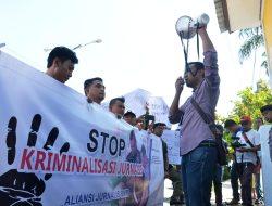 Komite Keselamatan Jurnalis Desak Polda Sumut Ungkap Pembunuh Marsal
