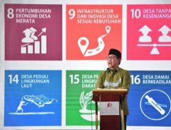 Gus Menteri Optimis Pembangunan Lebih Terara Melalui SDGs Desa