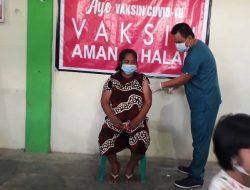 Vaksinasi Massal Secara Gratis di Bolmong Mulai Bergulir