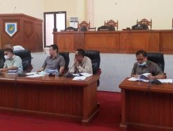 Bapemperda DPRD Bolmong Bahas 2 Ranperda Bersama Mitra Kerja Eksekutif