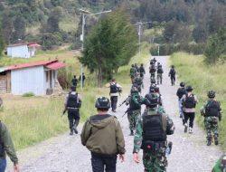 Kontak Senjata antara KKB dan Aparat Keamanan, 3 Warga Tewas Tertembak