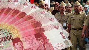 Gaji ke-13 ASN hingga Pensiunan Cair Kamis Besok