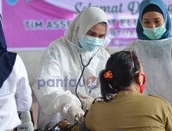 Vaksinasi Dosis Ketiga Hanya untuk Tenaga Kesehatan